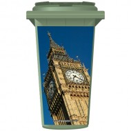 Big Ben Wheelie Bin Sticker Panel